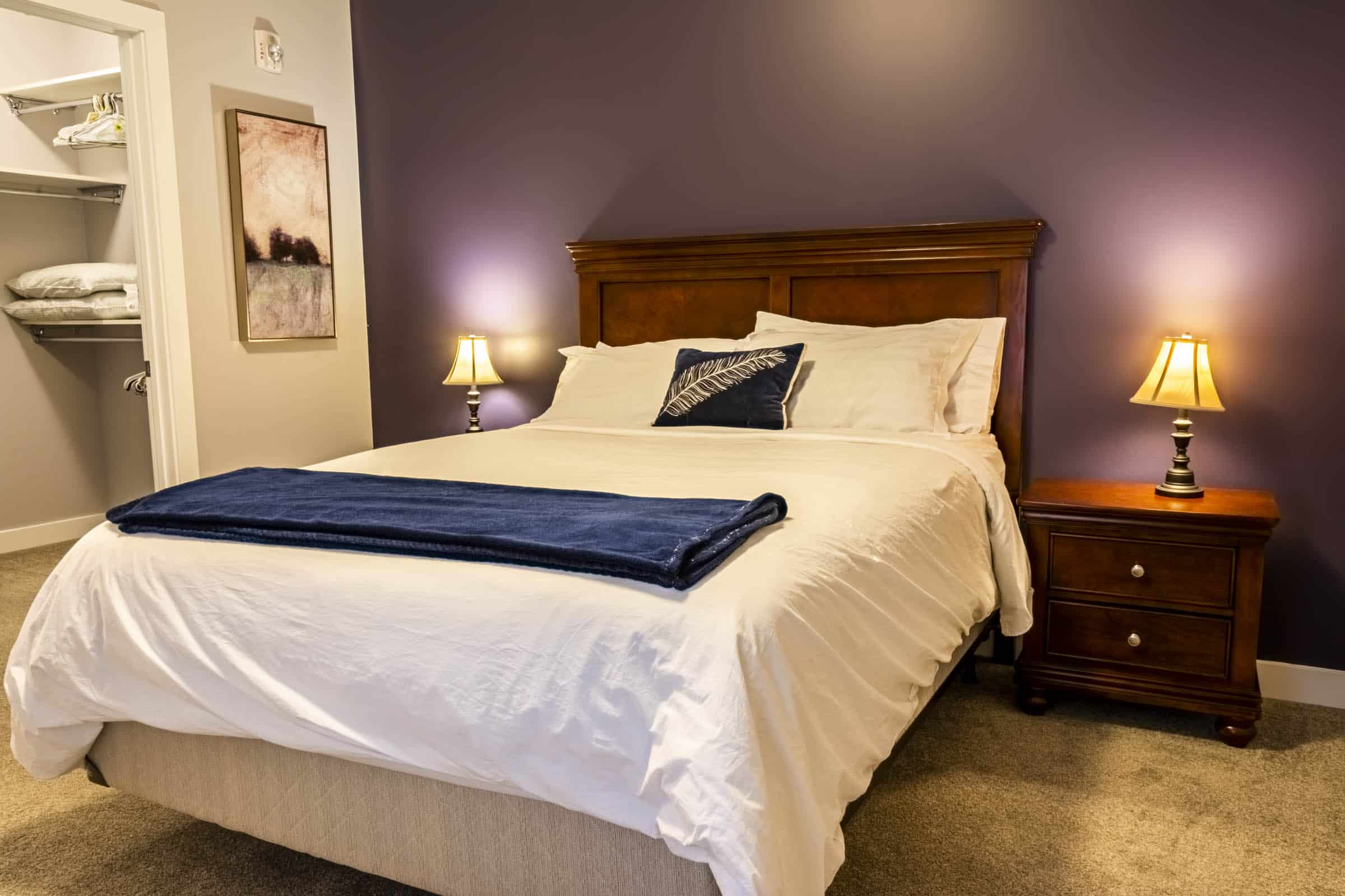 Canterbury 208 Bedroom 1