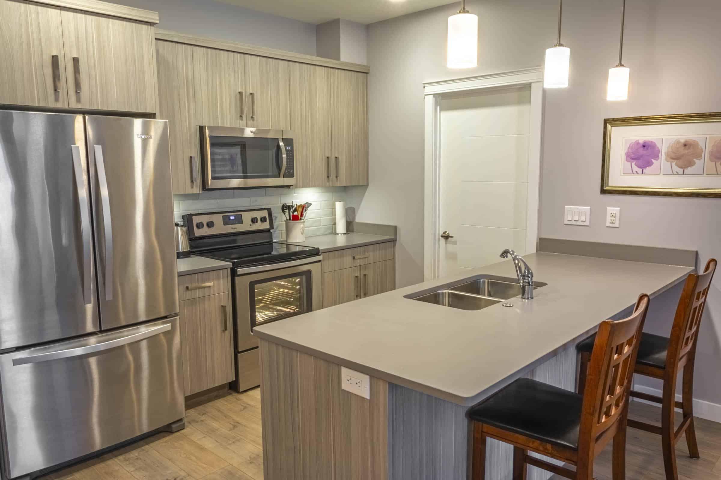 Canterbury 208 Kitchen 2