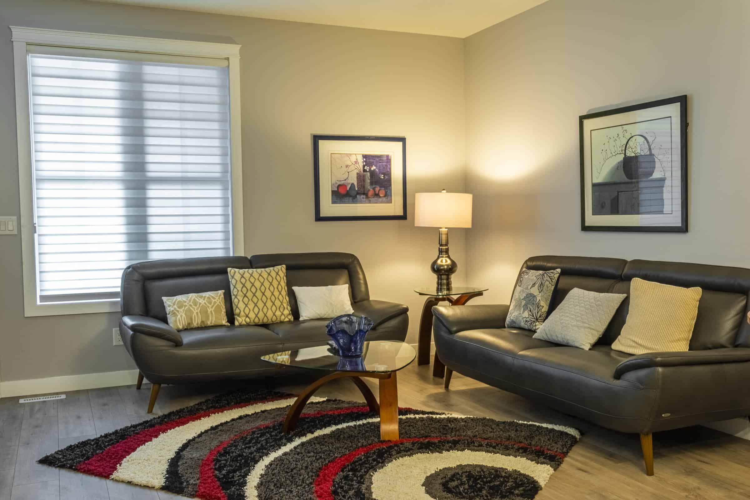 Canterbury 208 Livingroom